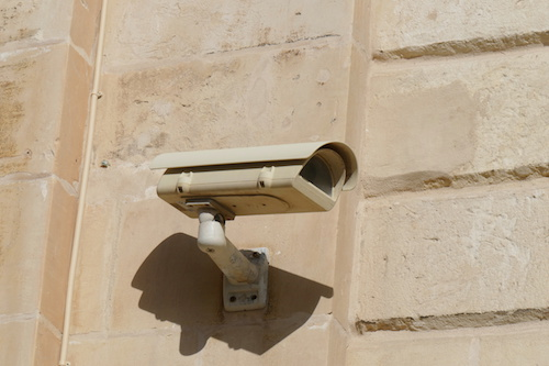 Überwachungskamera Berlin