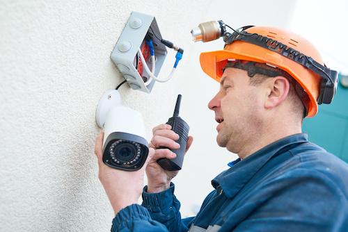 Videoüberwachung Installation Berlin